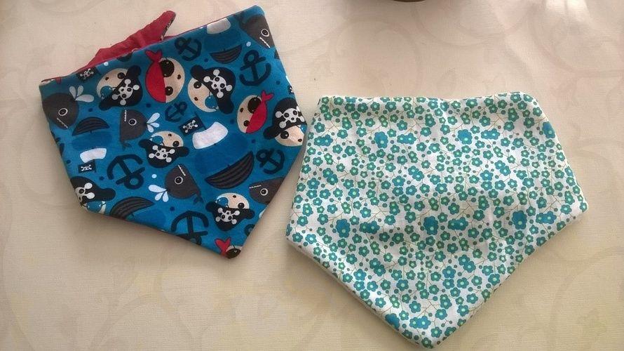 Makerist - Halstücher für Kinder - Nähprojekte - 1