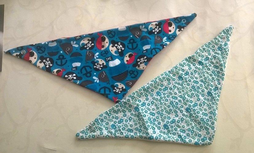 Makerist - Halstücher für Kinder - Nähprojekte - 2