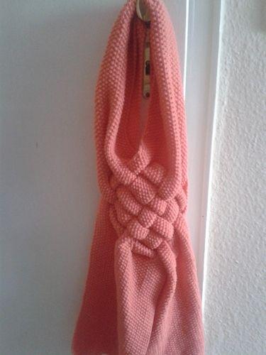 Makerist - noch ein Schal - Strickprojekte - 1