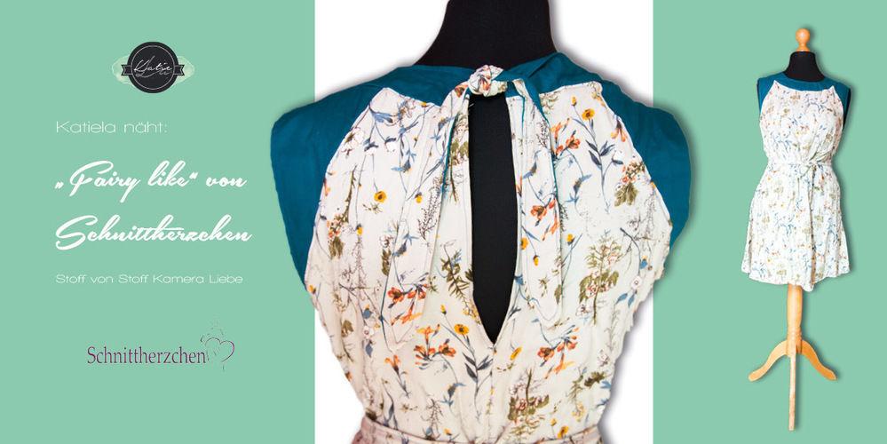 Makerist - Schnittherzchens feenhaftes Kleid :) - Nähprojekte - 2