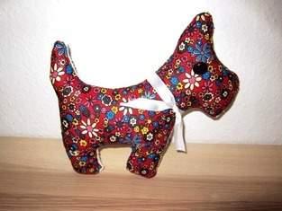 Makerist - Kuschelhund Scotty - 1
