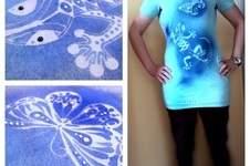 Makerist - Langes Sommershirt mit kurzen Ärmeln - Lady Rockers von Mamahoch2 - 1