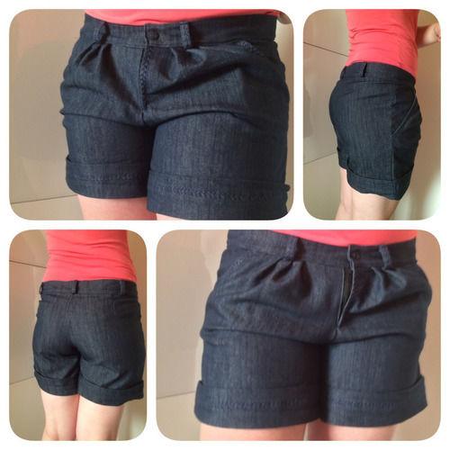 Makerist - Jeans Short - Nähprojekte - 1