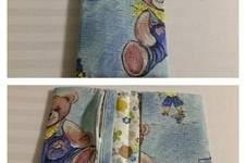 Makerist - U-Heft-Hülle mit extra Tasche für Impfausweis und Röntgenpass - 1