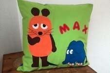 Makerist - Maus und Elefant - 1