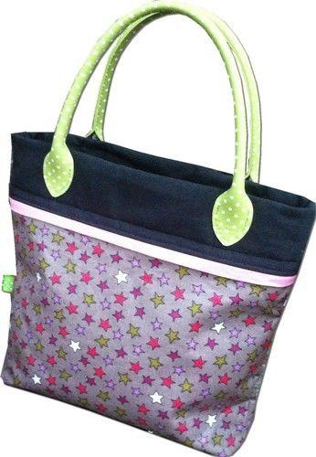 Makerist - Tasche mit Henkel in verschiedenen Größen - Nähprojekte - 2