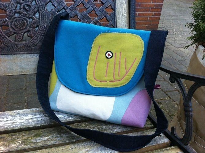 Makerist - Tasche mit Henkel in verschiedenen Größen - Nähprojekte - 3
