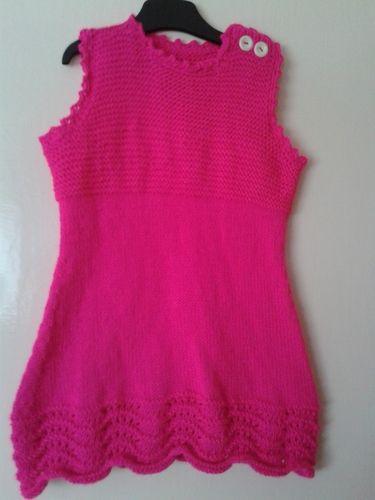 Makerist - Sommerkleidchen - Strickprojekte - 1