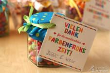 """Makerist - Abschiedsgeschenk """"Farbenfrohe Zeit"""" - 1"""