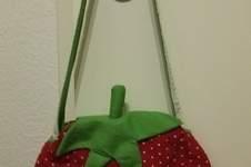 Makerist - Erdbeer-Tasche  - 1