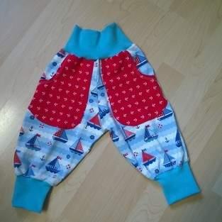 Jerseyhose für kleine Seemänner