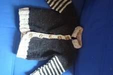 Makerist - erste Raglan Jacke - 1