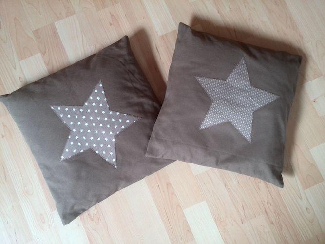 Makerist - Sternenduo beige - Nähprojekte - 1