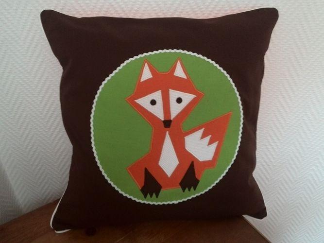 Makerist - The Fox...der nächste Herbst kommt bestimmt   - Nähprojekte - 1