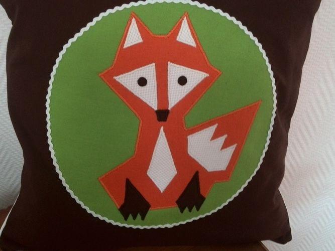 Makerist - The Fox...der nächste Herbst kommt bestimmt   - Nähprojekte - 2