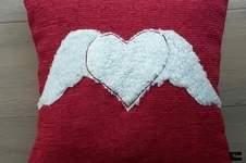 Makerist - Flying Heart - 1