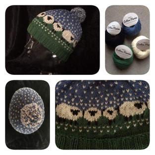 Makerist - Baa-Ble Hat - 1