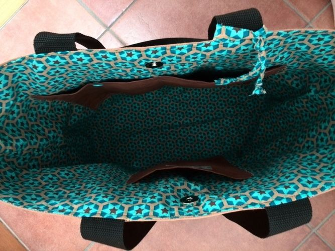 Makerist - Snap Pap Tasche mit doppeltem Stern :)  - Nähprojekte - 2