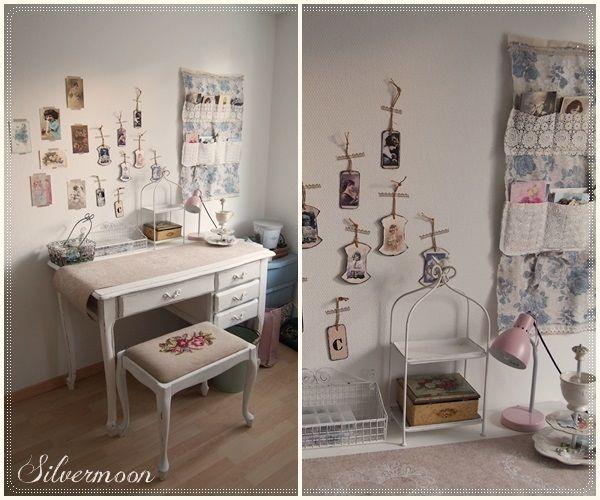 Makerist - Lea Wohnen, Atelier Silvermoon - Werkzimmer - 1