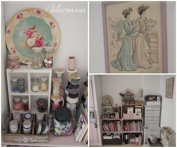 Makerist - Lea Wohnen, Atelier Silvermoon - Werkzimmer - 2