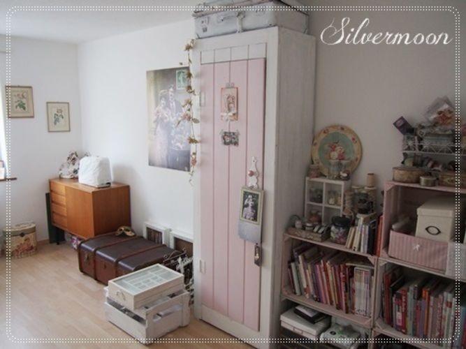 Makerist - Lea Wohnen, Atelier Silvermoon - Werkzimmer - 3