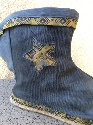 Makerist - Espadrilles Schuhe - Nähprojekte - 2