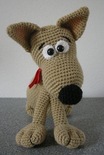 Makerist - was für ein Hundeblick - Häkelprojekte - 1