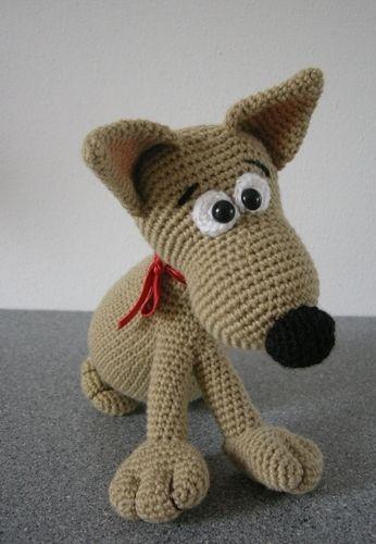 Makerist - was für ein Hundeblick - Häkelprojekte - 3