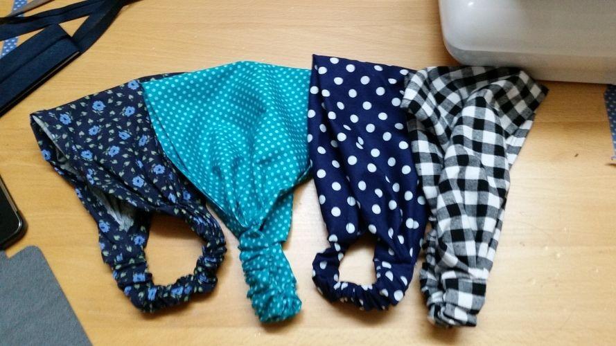 Makerist - Haarbänder - Nähprojekte - 1