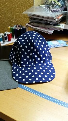 Makerist - Basecap - Nähprojekte - 1