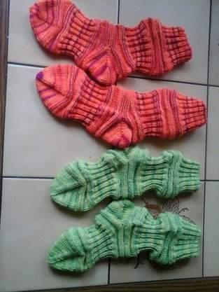 Makerist - Socken - 1