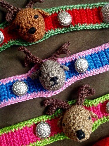 Makerist - Oktoberfest-Armbänder - Häkelprojekte - 1