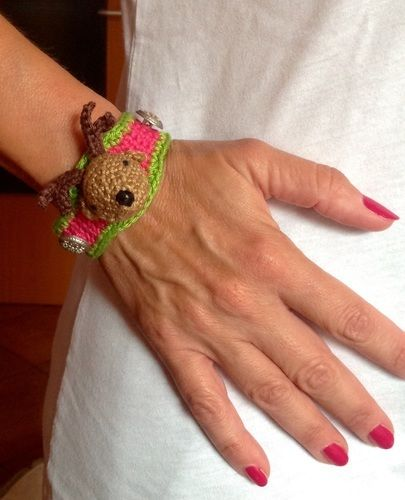 Makerist - Oktoberfest-Armbänder - Häkelprojekte - 2
