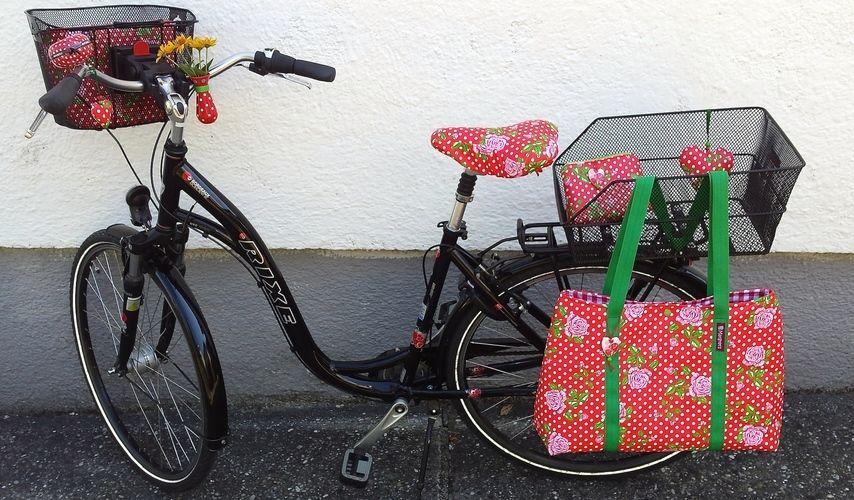 Makerist - Fahrrad-Outfit - Nähprojekte - 1