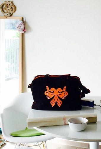 Makerist - taschen für die schönen ich-bin-dann-mal-offline-momente im leben - Nähprojekte - 2
