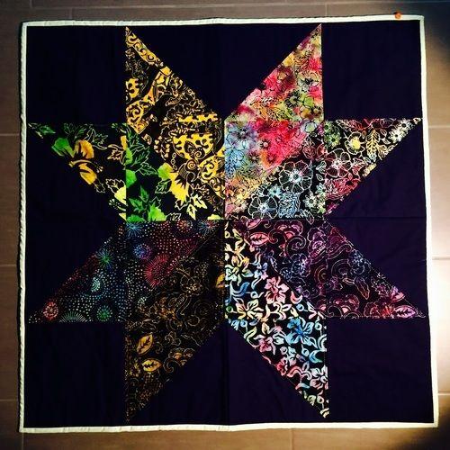 Makerist - mein allererster quilt - Nähprojekte - 1
