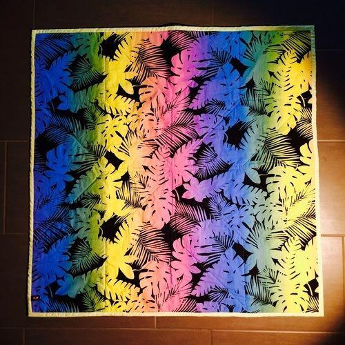 Makerist - mein allererster quilt - Nähprojekte - 2