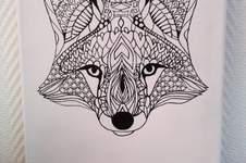Makerist - The Fox - 1