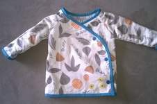Makerist - Baby-Wickel-Wendejacke - 1