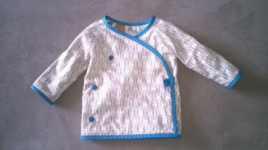 Makerist - Baby-Wickel-Wendejacke - Nähprojekte - 3