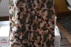 Makerist - Pumphose mit Dinoflecktarn  - 1