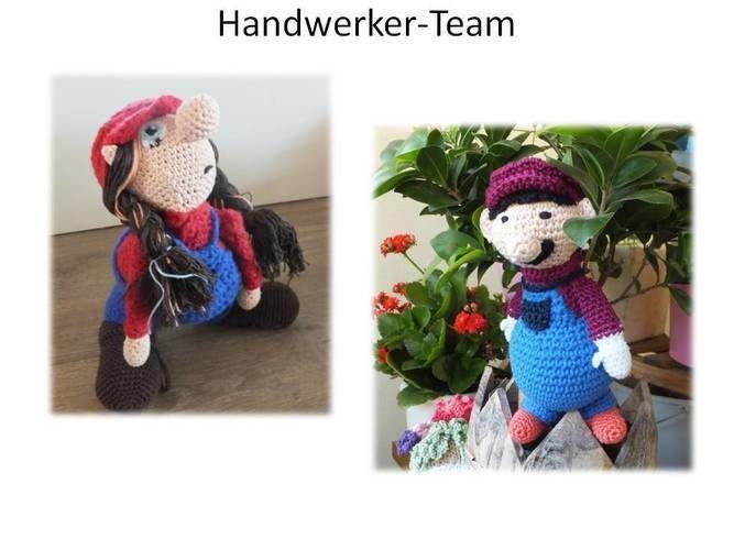 Makerist - die Handwerker sind los - Häkelprojekte - 1