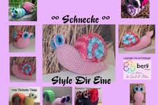 Makerist - Schnecke - 1
