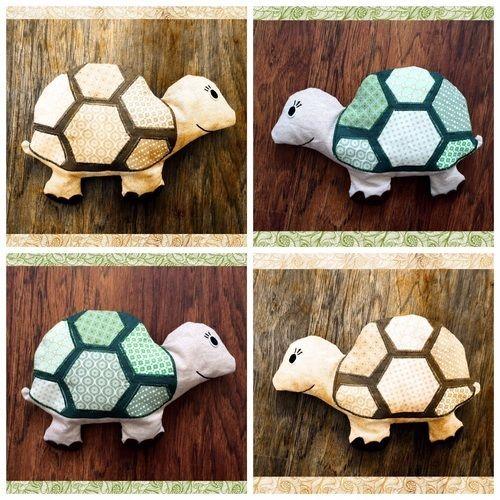 Makerist - Schildkröte Selma <3 - Nähprojekte - 1