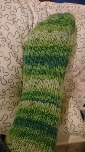 Makerist - Erste Socken  - Strickprojekte - 2