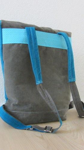 Makerist - Rucksack - Farbig durch den Sommer - Nähprojekte - 3