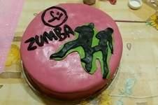 Makerist - Zumba-Torte - 1