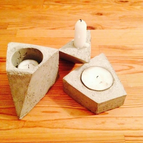 Makerist - Beton // Geometrie - DIY-Projekte - 1
