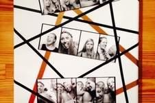 Makerist - Bronze-Tape // Photobooth - 1