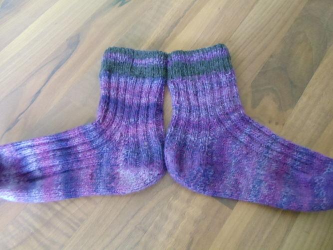 Makerist - Socken - Strickprojekte - 2